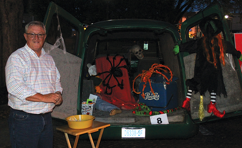 Hacker trunk